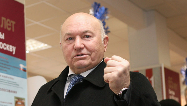Profile: A Look at Luzhkov's Legacy
